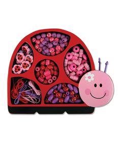 Ladybug Bead Boutique Set