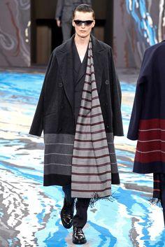 Louis Vuitton Fall 2014 Menswear Fashion Show