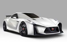 2018 Nissan Gtr R36 Hybrid Concept 2020 3d Pinterest Nissan