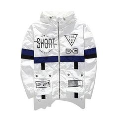 *PRE-ORDER* LEGACY Windbreaker - White. Available for purchase now!