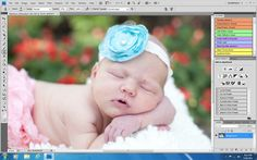5 Tips for Amazing Newborn Edits in Photoshop