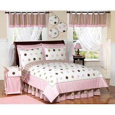 Mod dots bed set
