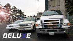 VIP F650 Stretch XL Limo Front