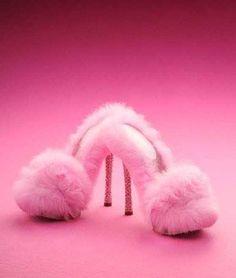 Bubble Gum Slippers