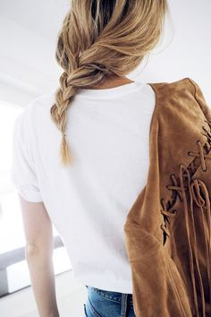 Hair Inspiration: The Simple Loose Braid