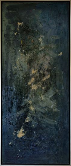Green, Mixed Media, Michael (Corinne) West (American 1908 - 1991)