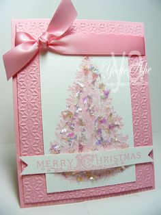 DIY::  Pink Card/ Decor !