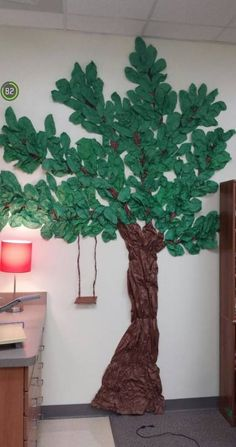 Classroom decor Greatest paper tree on wall for classroom 65 Concepts Save Extra on Low- Paper Tree Classroom, Classroom Walls, Classroom Decor, Forest Classroom, Cat Trees Diy Easy, Tree House Deck, Family Tree Drawing, Family Tree For Kids, Tree Of Life Artwork