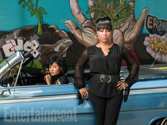 The Lifetime movie, narrated by singer Michel'le, premieres Oct. 15 Michel'le is ready to tell her story. The singer, who rose to fame in the late 1980s hip-hop world alongside N.W.A., narrates Surviving Compton: Dre, Suge & Michel'le, a Lifetime original movie based on her tumultuous life in and out of the limelight. Directed by…