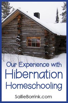 Hibernation Homescho