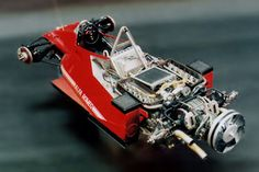 Brabham BT46B Engine
