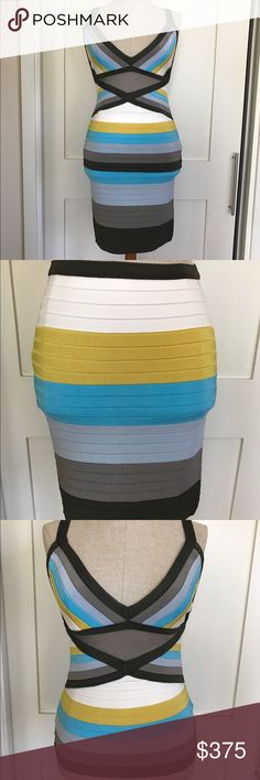 NWT M Missoni Two-Piece Set Stunning two piece M Missoni set. Top is Size 6, bottom is Size 4. 97% viscose. 3% elastane. The Top has original tag, bottom is missing tag. Brand new and never worn. This beautiful set would be perfect cruising the islands this winter! M by Missoni Dresses