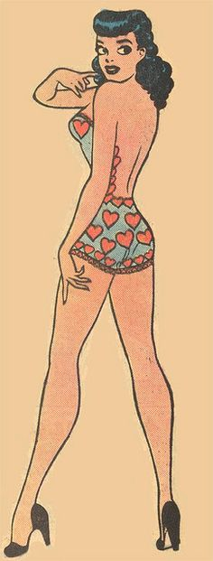 Katy Keene, favorite comic ever!  Especially the quarter extra thick!  Had to order the paper dolls