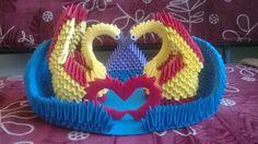 Deepa Sampath. 3D Origami