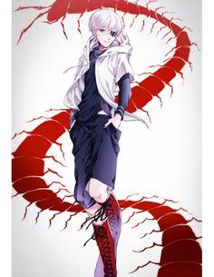 i swear half of the reason everyone loves kaneki now is just bc of his white hair and bad-assery. Sad Anime, Anime Art, Anime Boys, Harem King, Manga, Ken Kaneki Tokyo Ghoul, Tokyo Ghoul Wallpapers, Deadman Wonderland, Natsume Yuujinchou