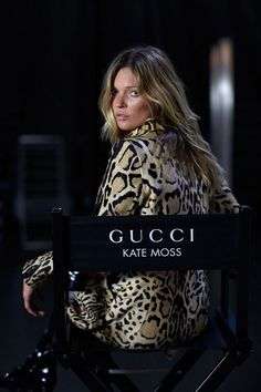 Kate Moss for the Jackie Bag by Gucci