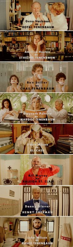 Look, I know I'm going to be the bad guy on this one, but I just want to say the last six days have been the best six days of probably my whole life.   - The Royal Tenenbaums (2001)