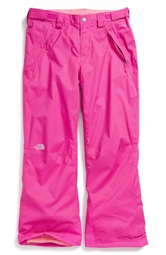 'Snowquest' Triclimate® Waterproof Snowsports Pants (Big Girls)