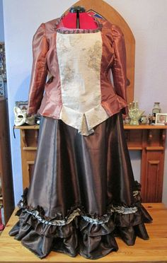 Steampunk Wedding: Without Corset