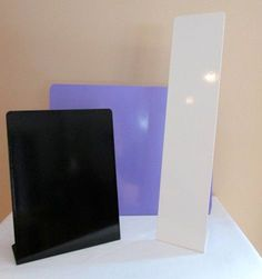 Magnetic Boards/Stands - Various Sizes & Colors