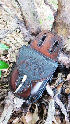 A pocket quiver