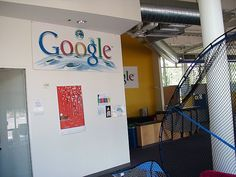 Visit to Google in Mountainview.