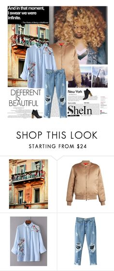 """""""27/04/2017 SheIn"""" by dunoni ❤ liked on Polyvore featuring Givenchy"""