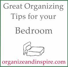Great Organizing Blog!