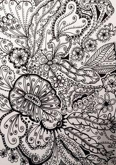 Free doodling