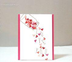 25 Easy DIY Valentine�s Day Cards