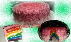 Frosting, Birthday Cake, Pasta, Rainbow, Desserts, Blog, American Pie, Rain Bow, Tailgate Desserts