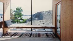 Summer House Grøgaard by Knut Hjeltnes Architects, Norway