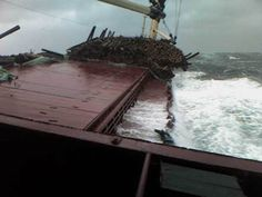 MV SINEGORYE sank in