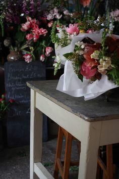 Miss Pickering's Flowers, Stamford, England.