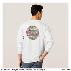 20 Perfect Designs - Back, Pocket n Front T-Shirt