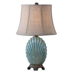 Uttermost 29321 Seashell Table Lamp - 29321