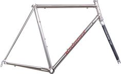 Waterford 22-Series Artisan Stainless Frameset by waterfordbikes, via Flickr