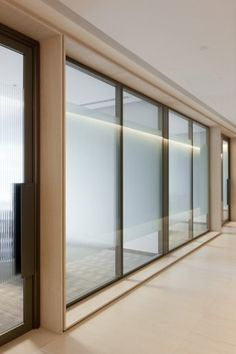 View full picture gallery of Bic Banco Headquarters Corporate Office Design, Office Interior Design, Office Interiors, Led Light Design, Lighting Design, Commercial Design, Commercial Interiors, Led Light Installation, Double Vitrage