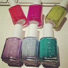 What color gets you ready for summer?