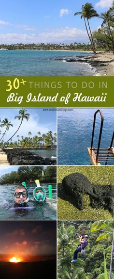 Family friendly things to do on the Big Island of Hawaii with kids. Hawaii family travel ideas and activities. Big Island Hawaii, Best Island Vacation, Lanai Island, Hawaii Vacation, Hawaii Travel, Vacation Trips, Vacation Ideas, Family Vacations, Beach Vacations