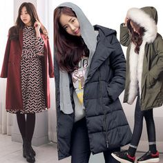 Gmarket - LALAEL Women`s coat / knee length / solid color / no...