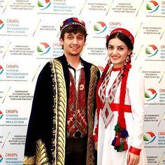 Tajikistan pamir traditional dress
