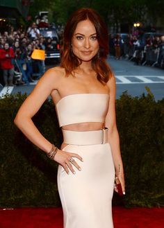 Olivia Wilde Photos: Red Carpet Arrivals at the Met Gala
