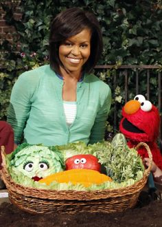 "Mooch Has A Dream: A World Where Kids Are ""Begging For Fruits And Vegetables Instead of Cookies And Candy""…A place more commonly referred to as fantasyland."