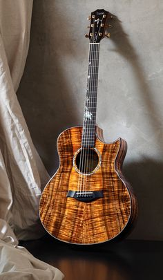 Taylor Custom Koa Guitar