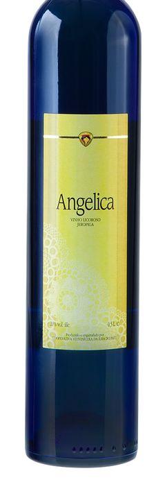 Angelica - Pico Wines - Vinhos do Pico, CVIP - Cooperativa Vitivinícola da Ilha do Pico Açores - Os nossos Vinhos