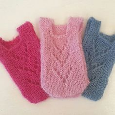 This is a knitting Pattern is for a newborn baby lacy romper, for you to knit yourself