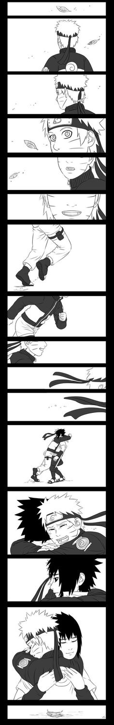Welcome Back by Yasuli #sasunaru #narusasu #sasuke #naruto