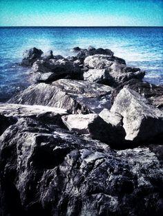Marina di Cecina Sea