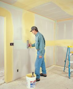 Drywall tips.